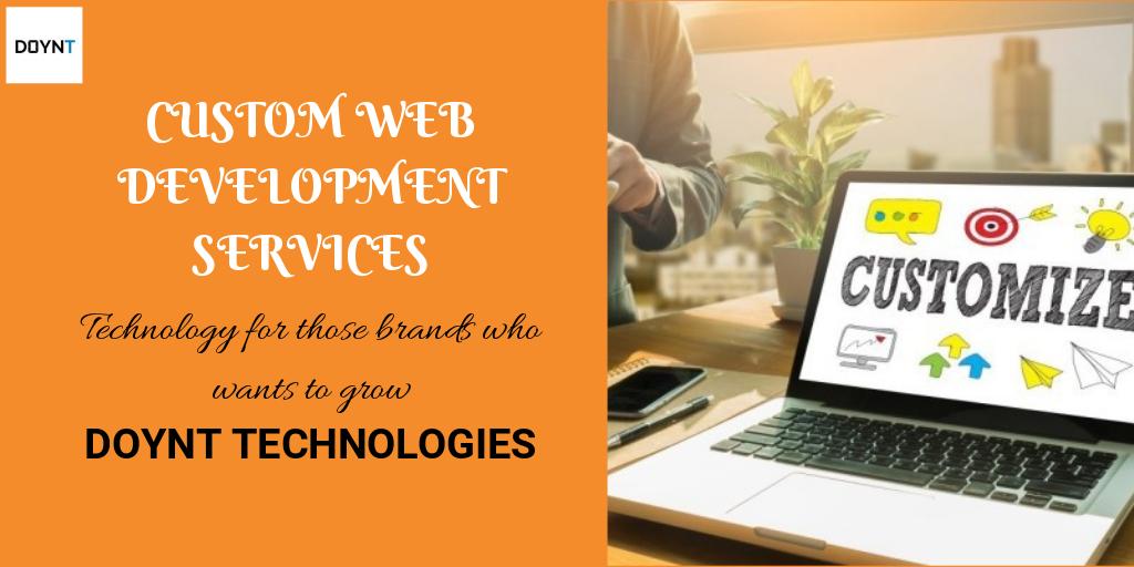 Custom Web Development: We Know How to Grow with You