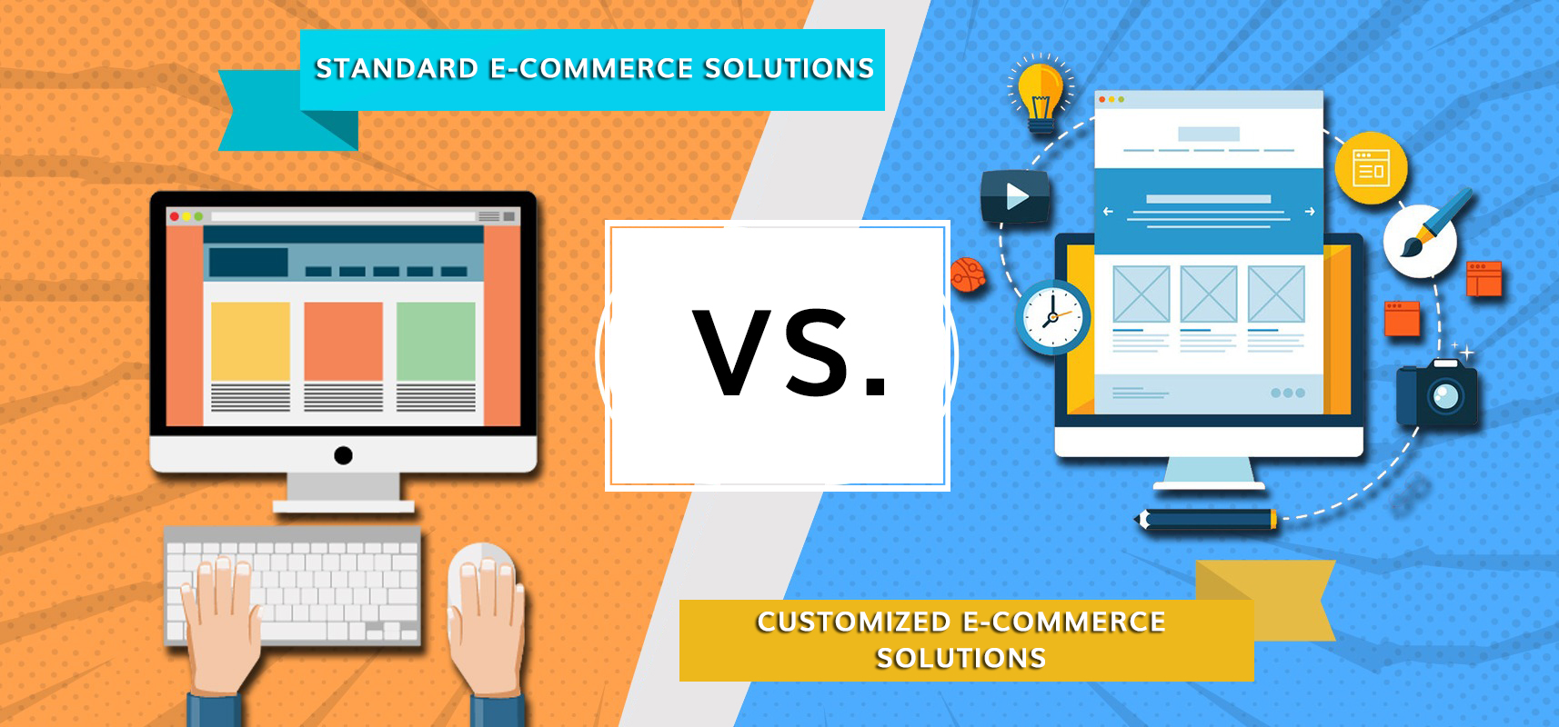 E-commerce Website Development Cost Breakdown – Mid-Sized to Customized Sites