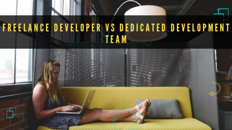 freelance developer vs development team