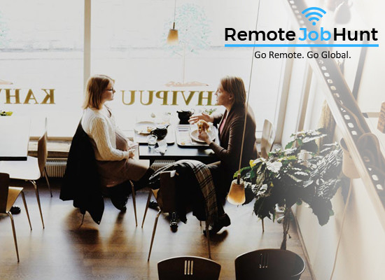 remote job hunt